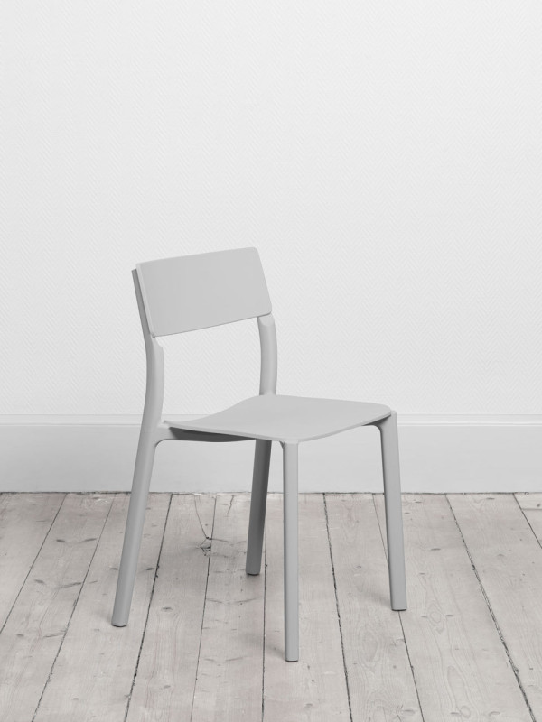 Form us with love designs an affordable chair for ikea design milk - Sedia studio ikea ...