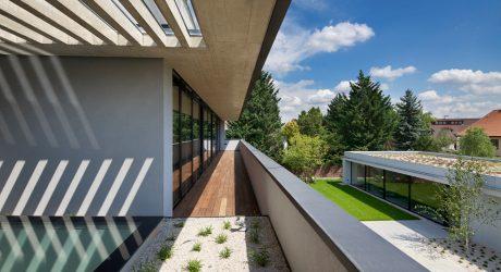 A Smart Villa in Prague, Czech Republic