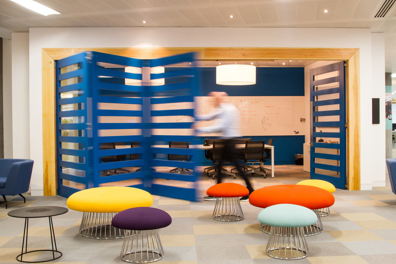 Peldon Rose Gives JustGiving BrandNew Multifunctional Offices