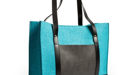 Knoll Introduces a Collection of Totes and Travel Bags