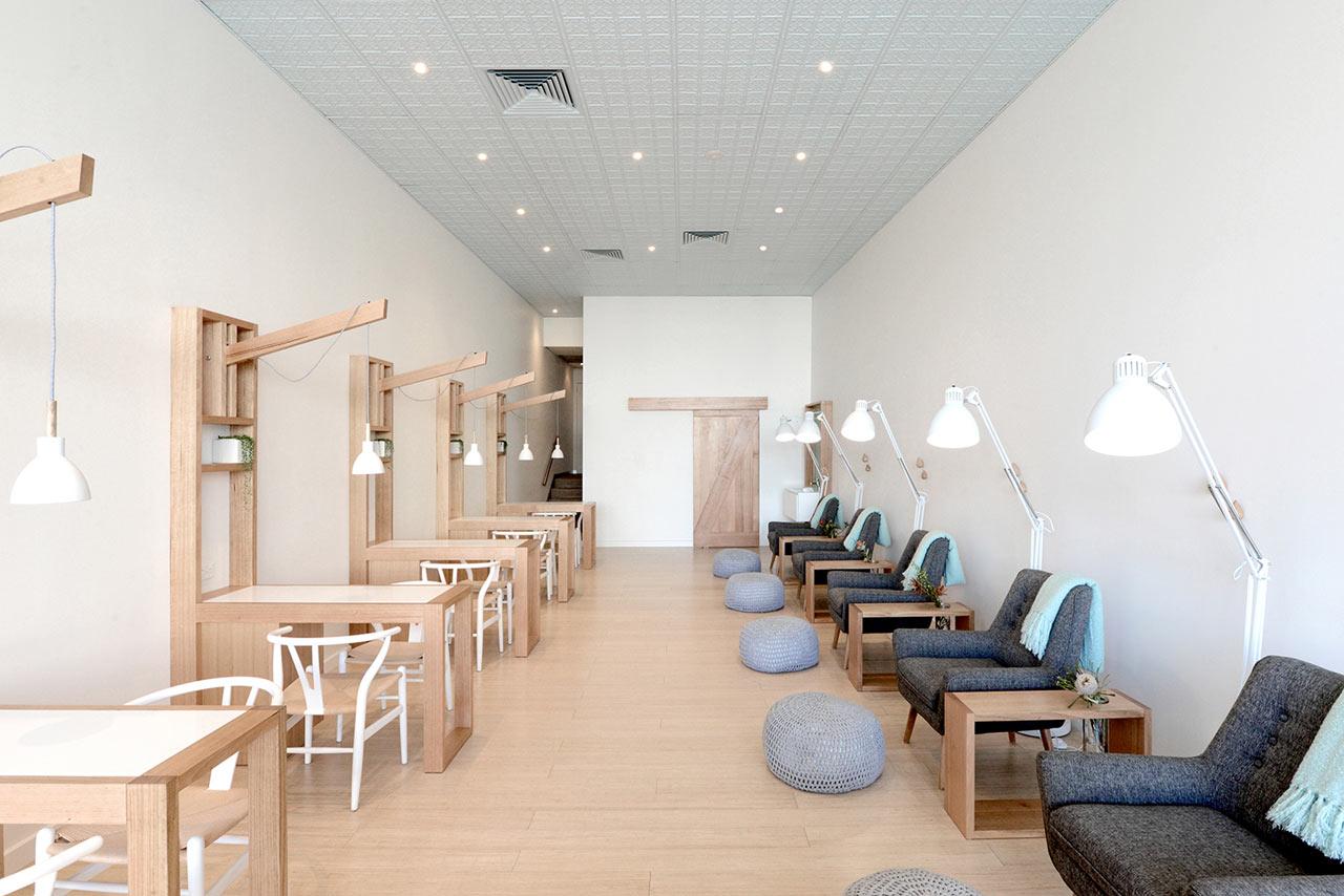 Interior Design Main Missy Lui A Toxic Free Nail Salon In Melbourne Australia View Photo Gallery