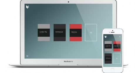 Mod Notebook Digitizes and Saves Every Page Into the Cloud