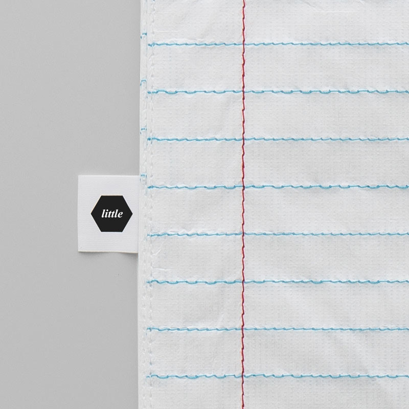 Would You Wear a Sheet of Paper Around Your Neck?