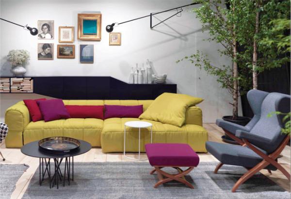 Roundup-LR-nap-sofa-7-Strips-Divani-Arflex