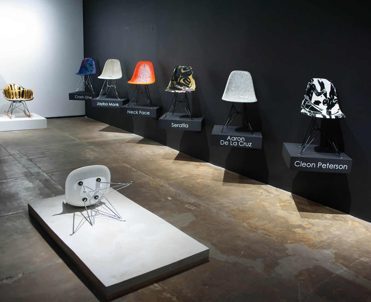 THE SOZE COLLECTION: A Group Exhibit with Modernica
