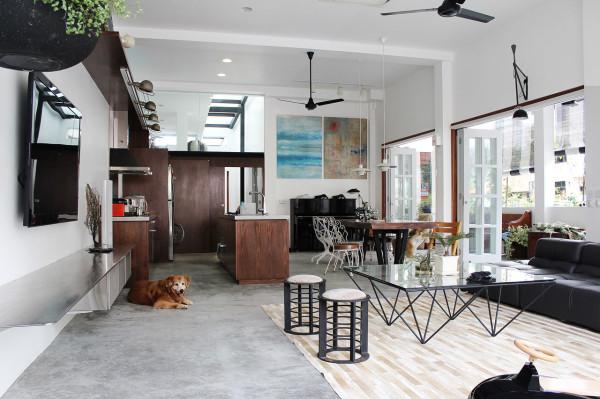 Merveilleux Terrace House Atelier M Plus A 3a