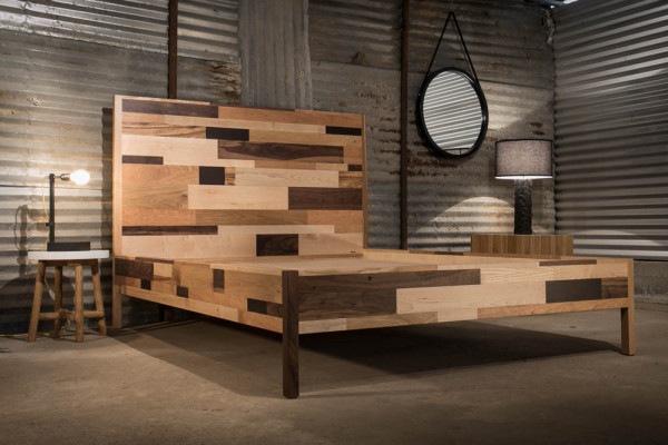 alon dodo wood furniture mixed bedframe
