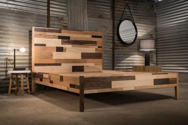 alon dodo wood furniture mixed bedframe