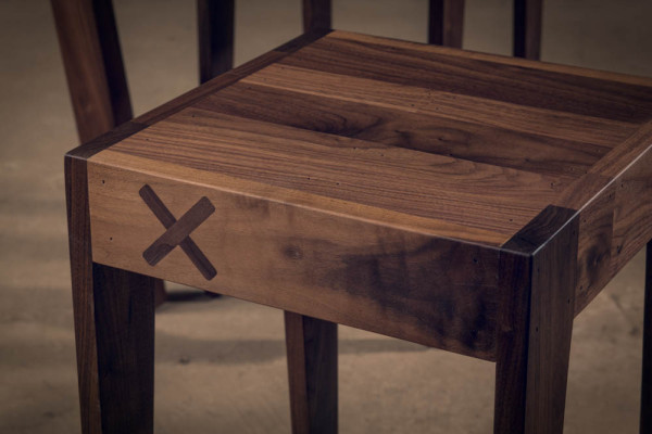 alon dodo wood furniture stool