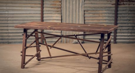 Handcrafted Wood Furniture from Israeli Designer Alon Dodo