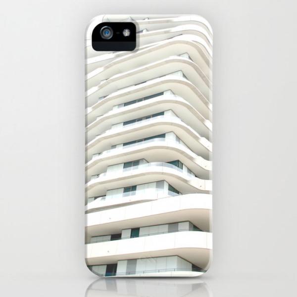 architecture-white-iphone-case