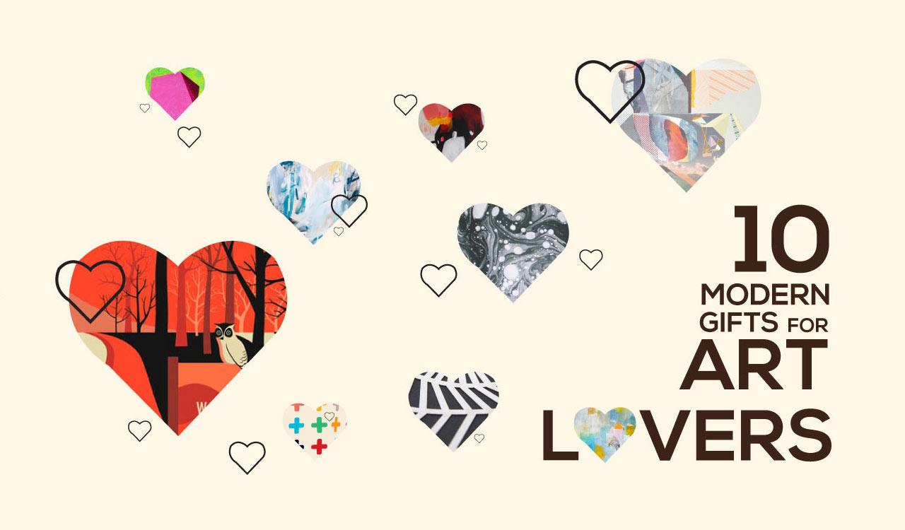 2014 Gift Guide: Art Lovers