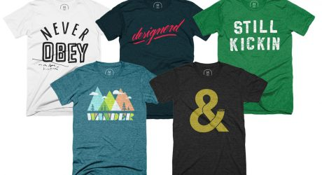 Graphic Tees Designed by You from Cotton Bureau Clothing