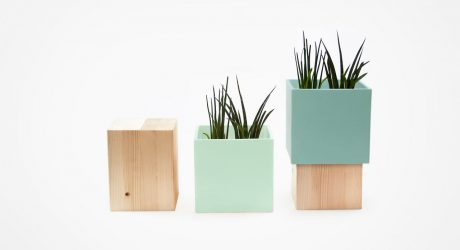 Duo: A Double Purpose Vase by Alessandro Di Prisco