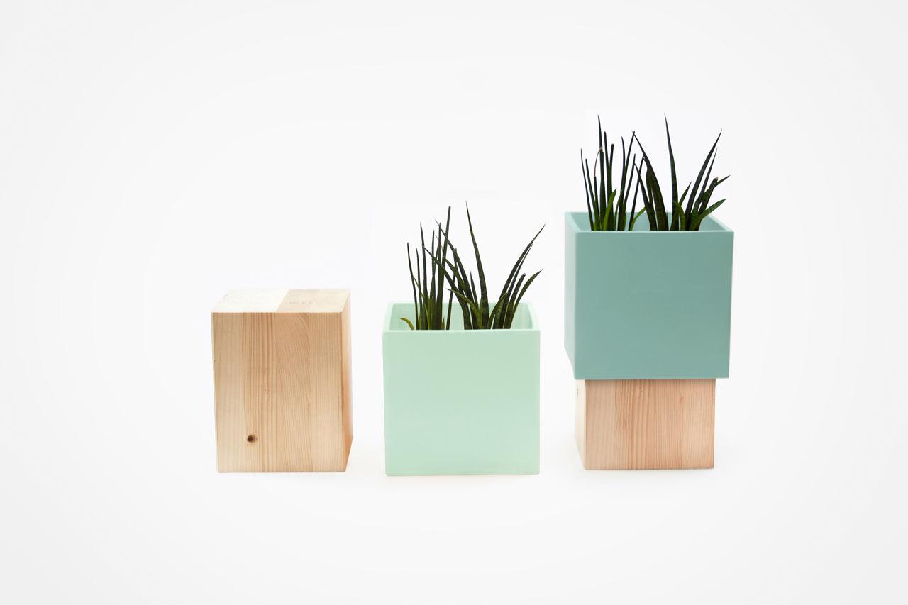 Duo: A Double Purpose Vase by Alessandro Di Prisco