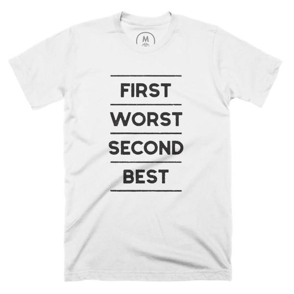 first-worst-second-best