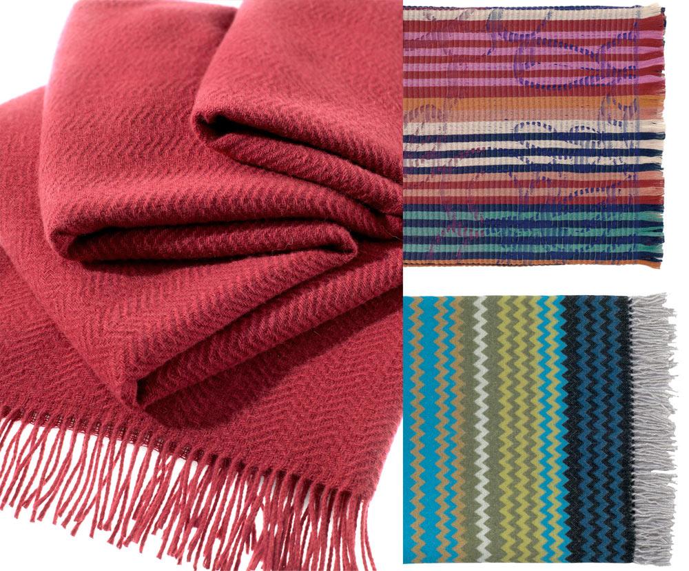 Missoni Blanket Giveaway