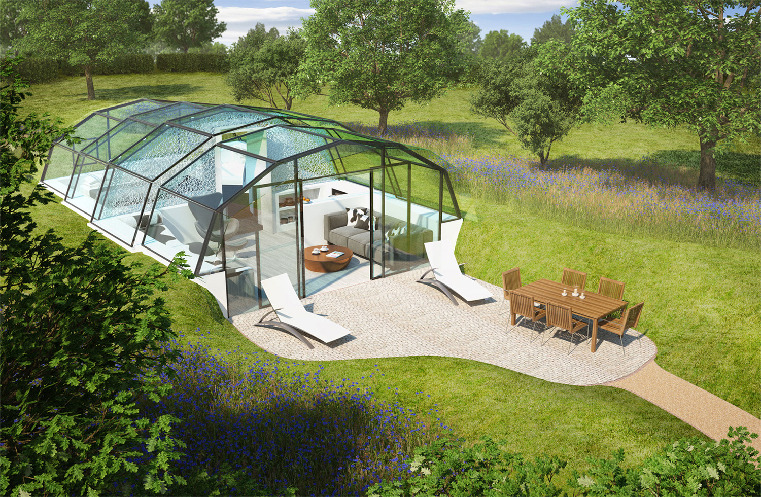 The Photon Space: Libido-Boosting Architecture?