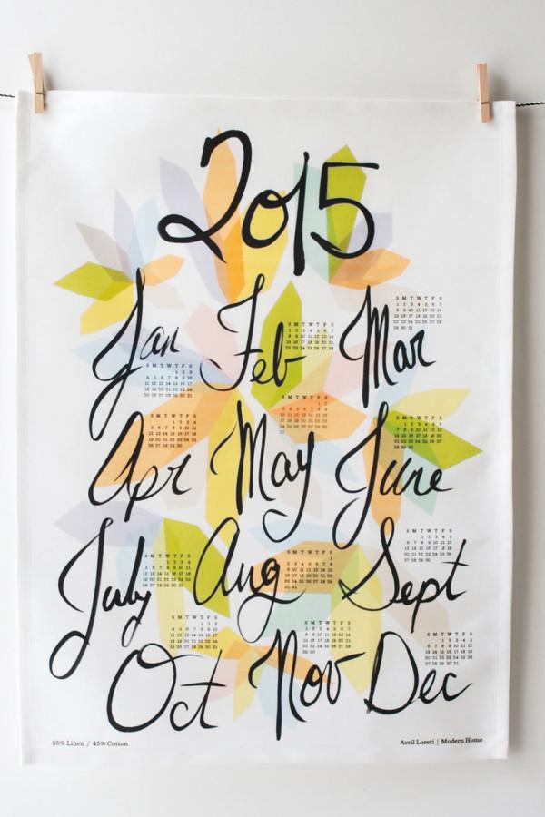 2015-Cal-Avril-Loreti-Tea-Towel