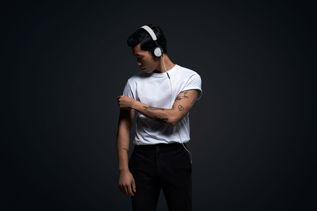 Colorful Modern Headphones from B&O Play