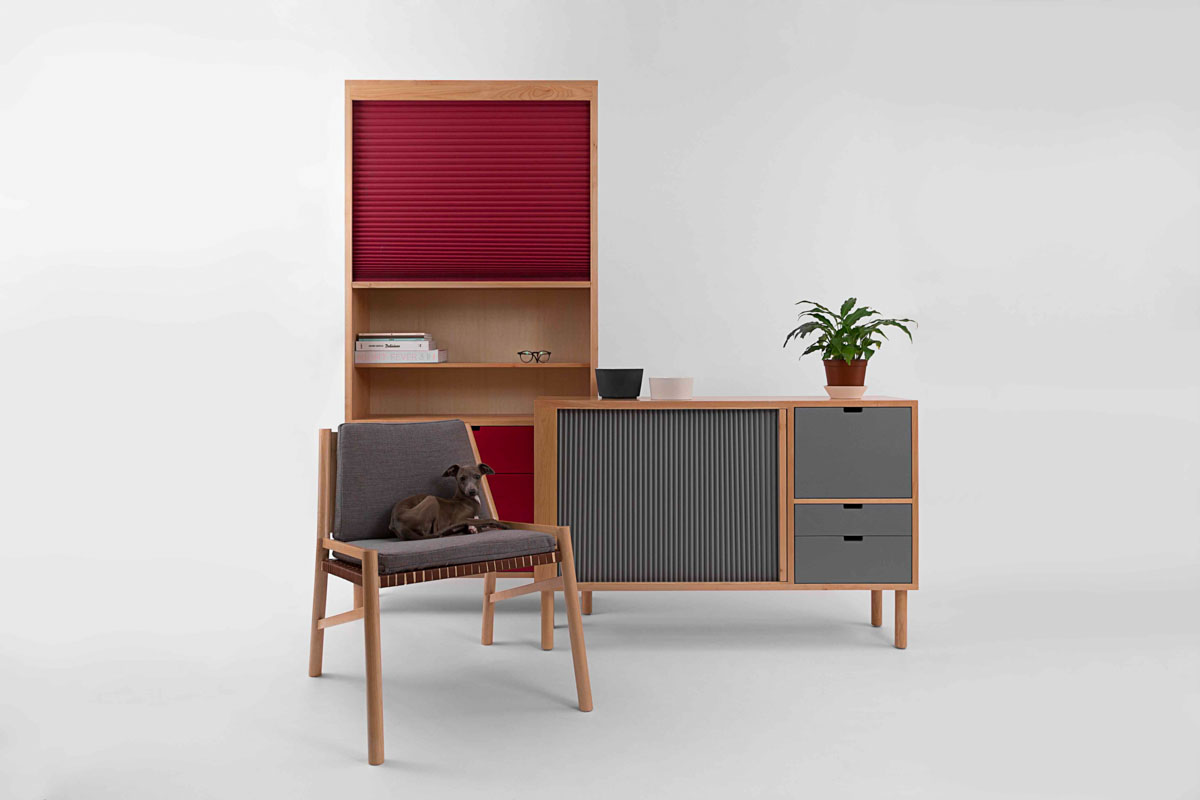 A Collection of Furniture Built for Multifunctional Spaces - Design Milk