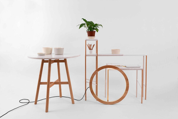A Collection of Furniture Built for Multifunctional Spaces in main home furnishings Category