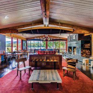 A Modern Retreat in the Adirondacks