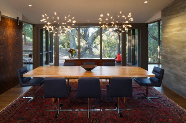 Mid Century Modern Dining Room Lighting contemporary mid century modern dining room lighting california