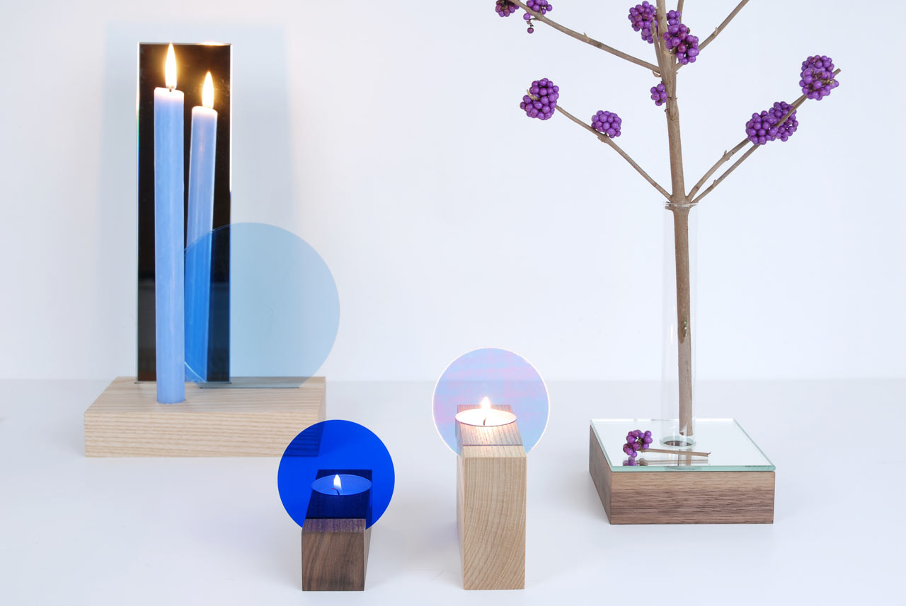 Home Accessories with Color, Reflection, & Simplicity in Mind