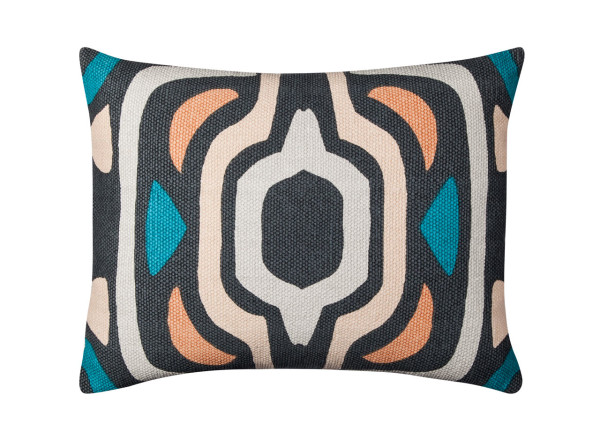 Woven Cotton Printed Pillow