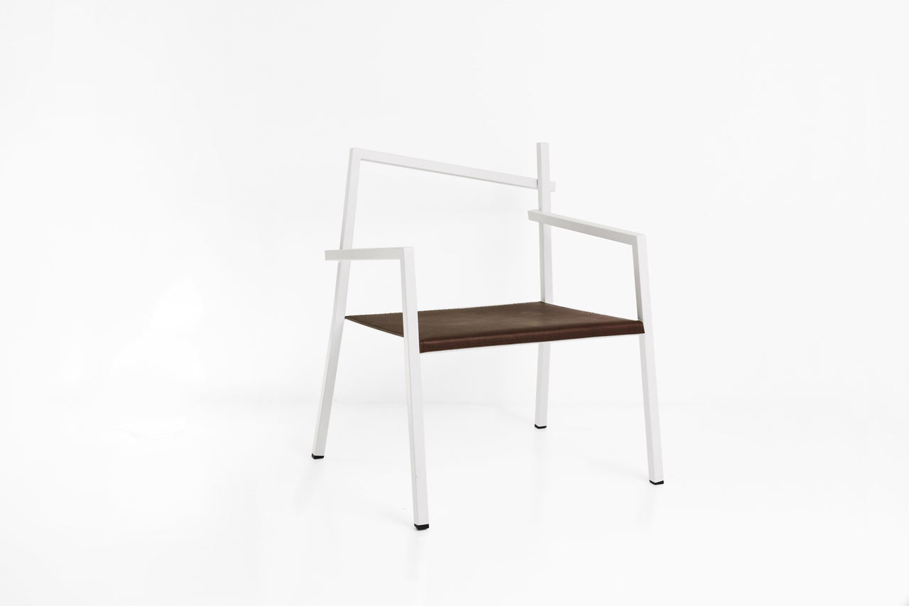 OPS! The Decomposed Chair by Giò Belviso