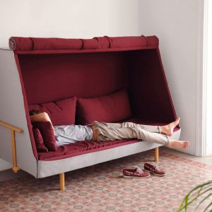 Orwell Sofa: A Private Urban Fort