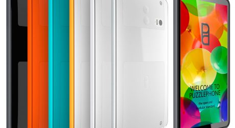 Modular Upgradeable Mobility: The PuzzlePhone