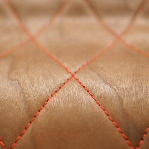 Think Wood Can't Be Sewn? Think Again!