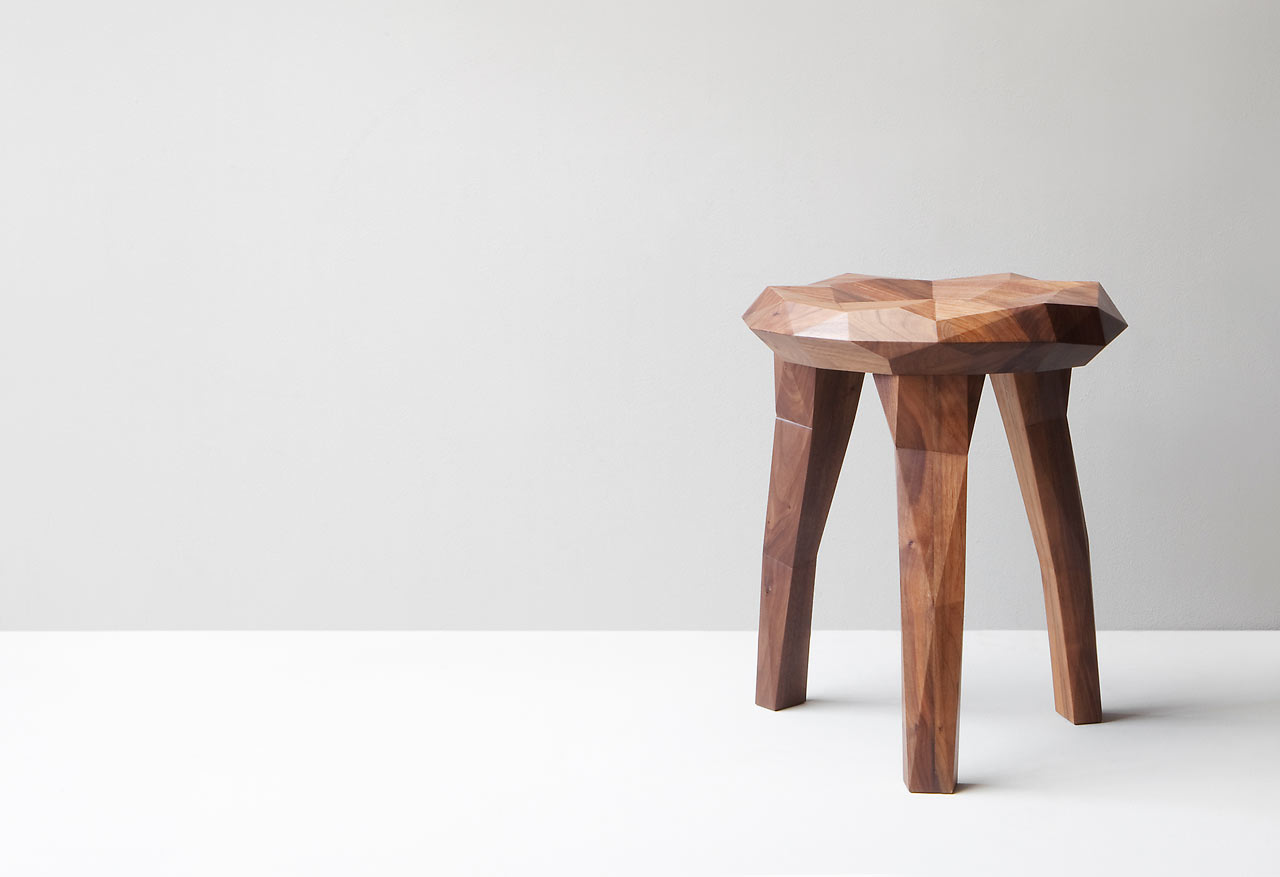 Stockholm: A Stool That Explores Forms