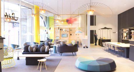 Valencia Lounge Hostel : The valencia lounge hostel by masquespacio design milk