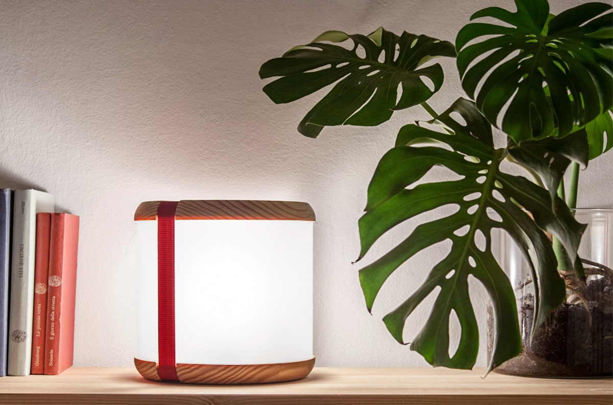 Spanish Tradition Meets Japanese Style in the TAKO Lamp