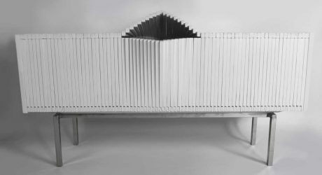 The Wave: A Functional Sculpture by Sebastian Errazuriz