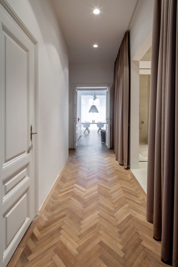 Viennese Apartment by Studio destilat-1