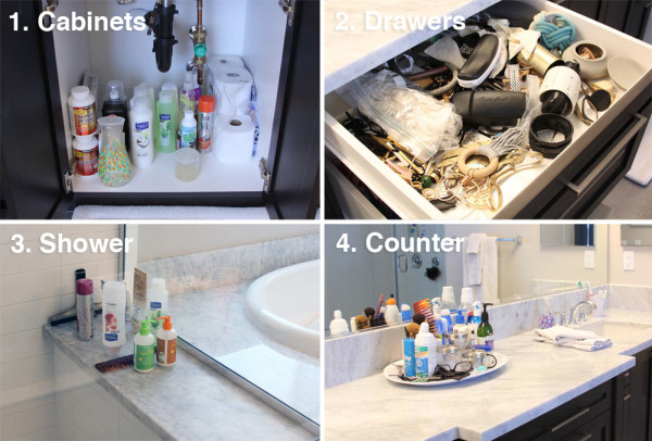 before-four-areas-bathroom-storage