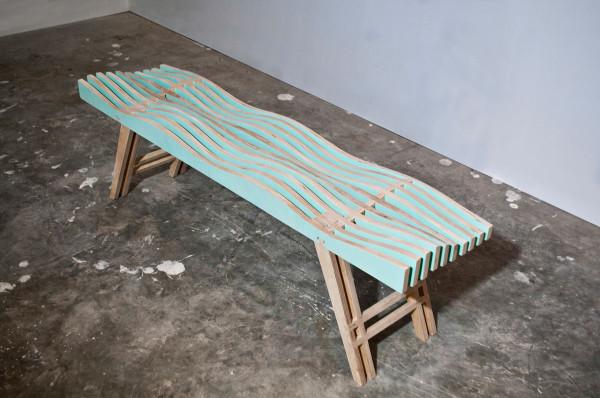 full bench above