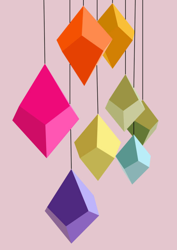 hanging-modern-ornaments