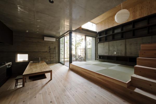 isana by niko design studio design milk. Black Bedroom Furniture Sets. Home Design Ideas