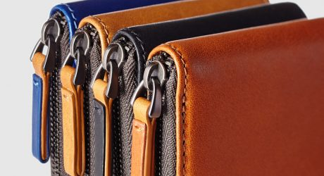 Octovo's Sleek Minimalist Leather Goods