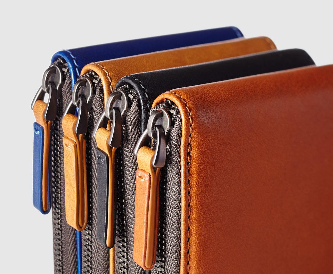 Octovo's Sleek Minimalist Leather Goods