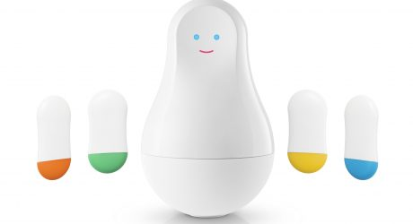 Sen.se Mother Monitors Home With Nurturing Technology