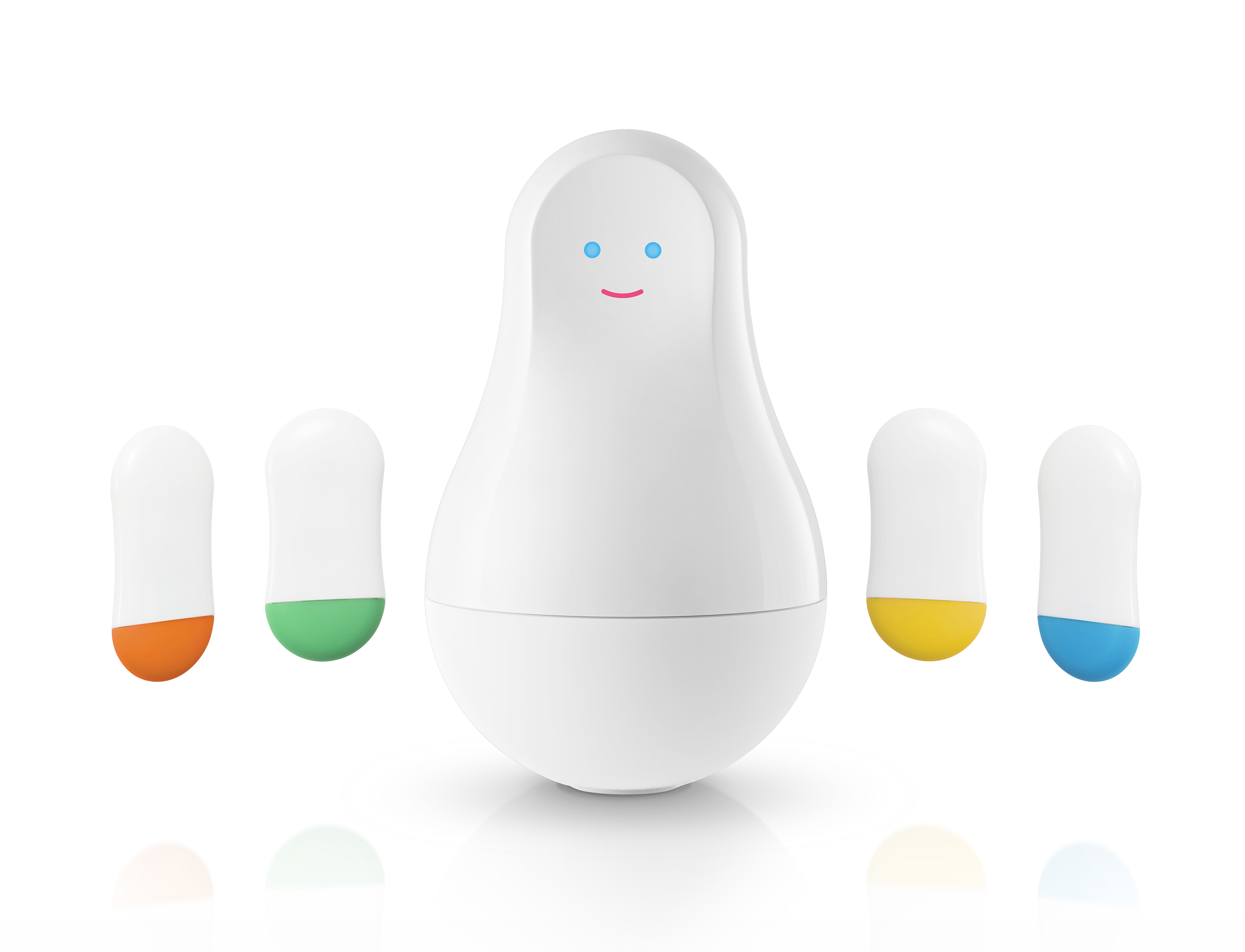 Sen.se Mother Monitors Home With Nurturing Technology