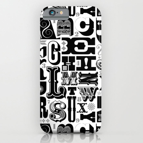 woodtype-lettering-alphabet-iphone-case