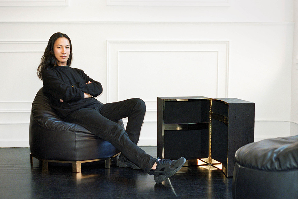 Furniture For Designers change to the furniture industry will have to come from designers Alexander Wang Furniture Designer