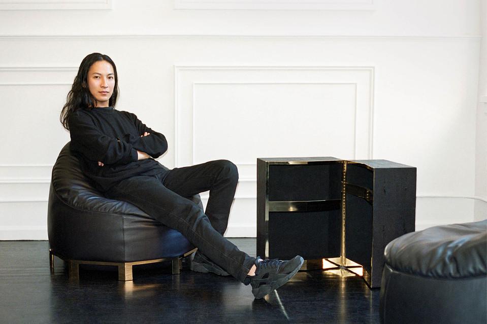 Alexander Wang: Furniture Designer?